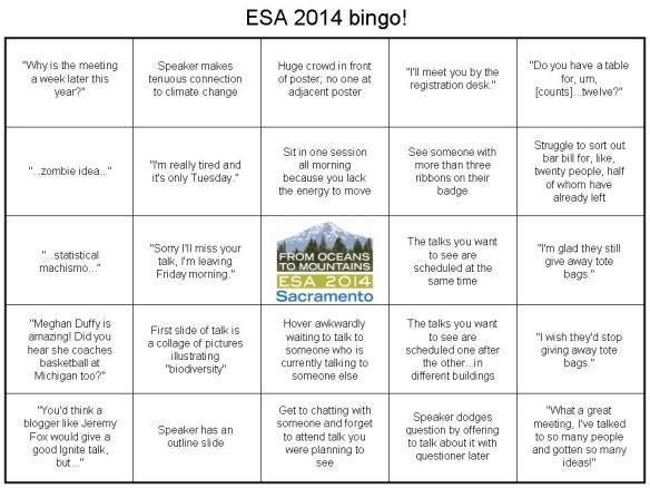 esa bingo 2014