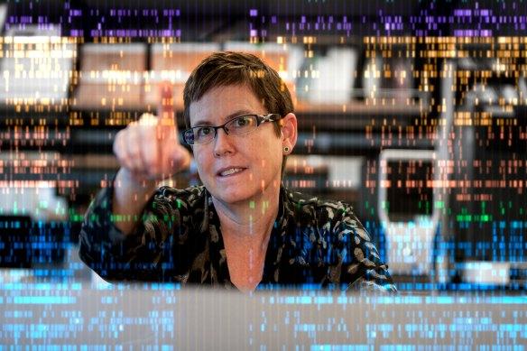 Peggy Farnham, biochemist, USC.