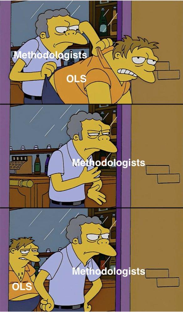barney vs ols